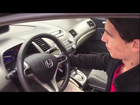 2011 Honda Civic Review and Test Drive