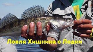 Фото Ловля Хищника с Лодки  На Рыбалку с Удовольствием №1