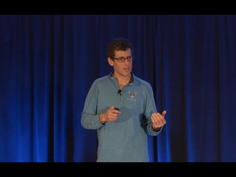 Dr. Mark Cucuzzella - 'Run (and Eat) For Your Life'