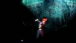 Dir en Grey The Deeper Vileness Live 11/22/09