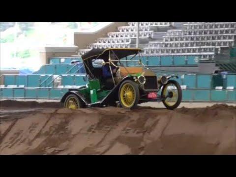 Antique Car Races San Diego County Fair 6-22-2019
