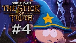 South Park Stick of Truth Walkthrough Episode 4 - Mongolian Beef Gameplay Lets Play Part 4