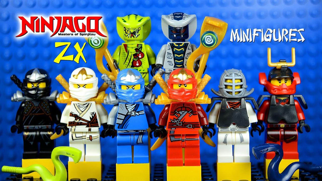 lego ninjago zx zen extreme masters of spinjitzu