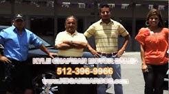 Kyle Chapman Motor Sales San Marcos Texas