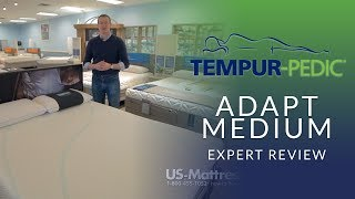 Tempurpedic Adapt Medium Mattress Expert Review