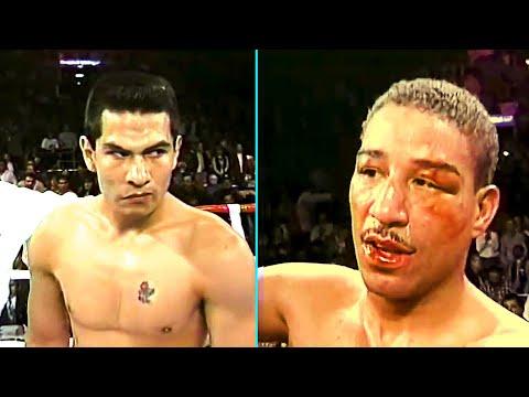 El boxeador que DESPERTO LA FURIA de Marco Antonio Barrera - Kennedy Mckinney