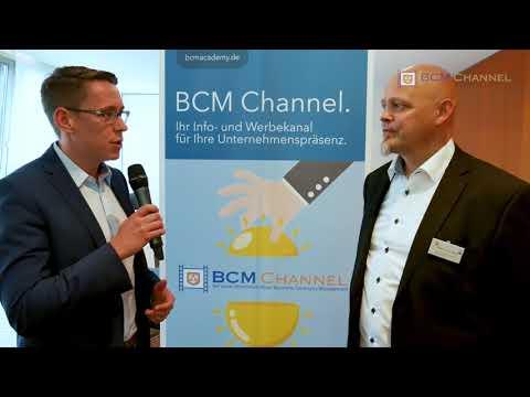 BCM Channel: Aktuelle Herausforderungen im BCM