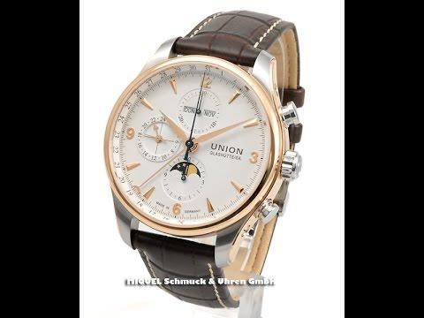 Union Belisar Chronograph Mondphase Ref. D904.425.46.017.01(FM10784)