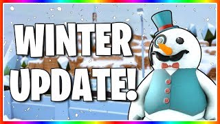 🔴 ROBLOX JAILBREAK LIVESTREAM! | WINTER UPDATE COMING SOON! | Roblox Jailbreak LIVE