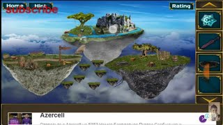 Fantasy floating farm escape game 2:Level 9 Walkthrough