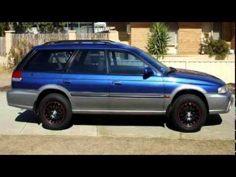 Subaru Outback 2000 Custom Youtube