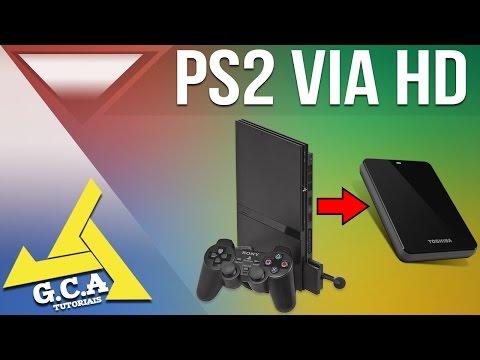 COMO JOGAR PS2 VIA HD EXTERNO + CAPAS E TEMAS (COMPLETO) ‹2017›