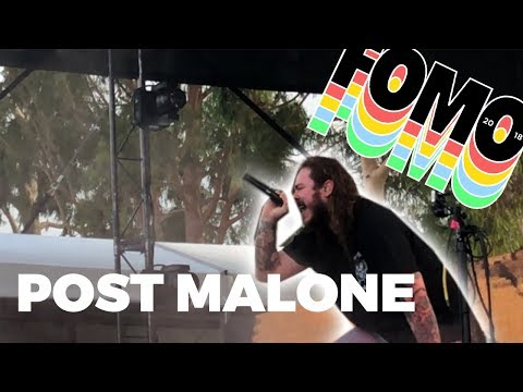 POST MALONE @ FOMO 2018 Mp3