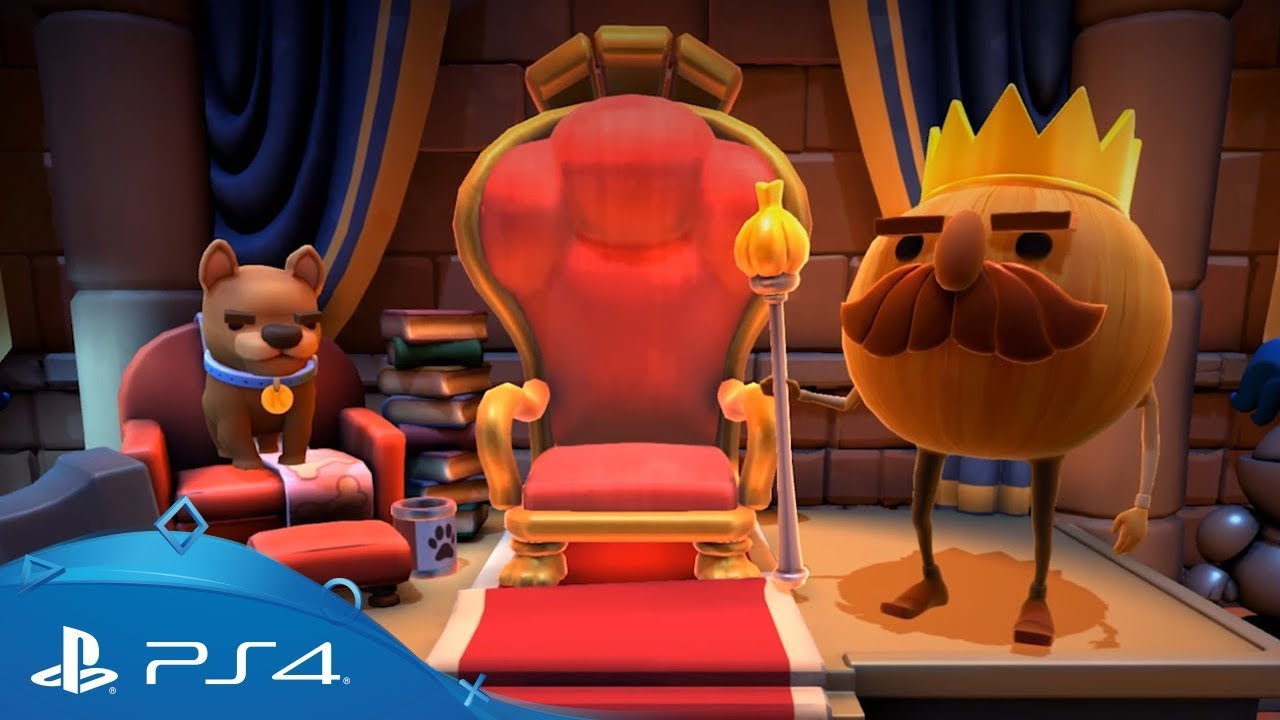 Overcooked 2 | Launch Trailer | PS4