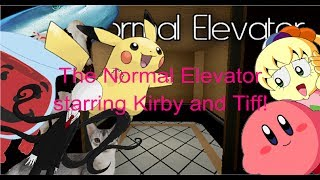 Roblox: The Normal Elevator (Starring Tiff and Kirby)