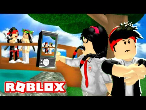 THEY CAUGHT MY BOYFRIEND WITH HIS EX!! | Roblox Roleplay