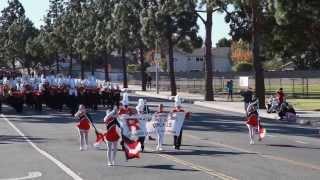 Viking Band - 2013 Camarillo Christmas Prade