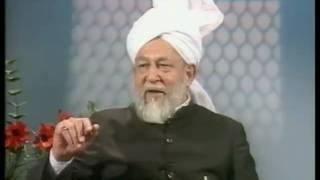 Liqa Ma'al Arab #145 Question/Answer English/Arabic by Hadrat Mirza Tahir Ahmad(rh), Islam Ahmadiyya
