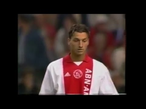 ajax spelare 2001