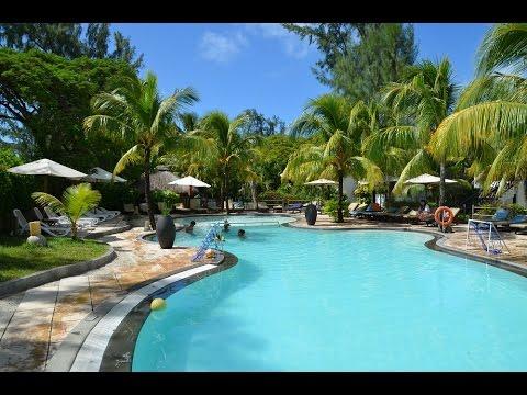video Coir de Mire Attitude hotel, Mauritius