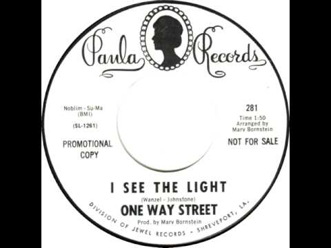 ONE WAY STREET -LISTEN TO ME(I SEE THE LIGHT)