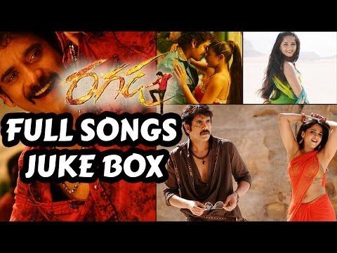 Ragada (రగడ) Telugu Movie Full Songs Jukebox || Nagarjuna, Anushka, Priyamani