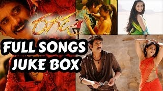 Ragada (రగడ) Telugu Movie Full Songs Jukebox || Nagarjuna, Anushka, Priyamani
