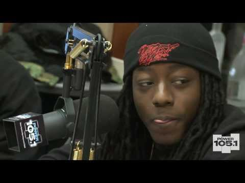 Ace Hood With The Breakfast Club Power 105.1 [Full Interview][HD]