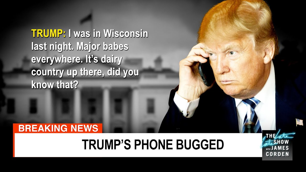 38377b53d ... We've Got Tapes from Trump's Bugged Cell Phone We've Got Tapes from  Trump's Bugged Cell Phone; Zlatan Ibrahimovic Shares Which Tattoo Was  Toughest ...