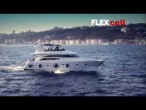 Flexcell - The flexible core materials serving the marine industry