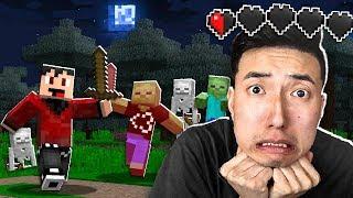 We LOST a Friend in Minecraft 1.14.. - Hardcore Episode 2