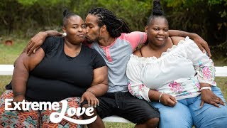 Feeder Loves Making His SSBBW Girlfriends Bigger | EXTREME LOVE/ WeTV