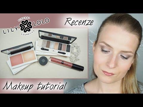 Lily Lolo   Minerální kosmetika   Recenze + Makeup Tutorial