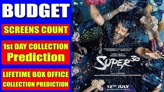 Super 30 Budget and Box Office Collection Day 1 Prediction | Hrithik Roshan