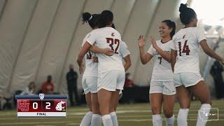 WSU Soccer: Highlights vs. Utah 2/28/21