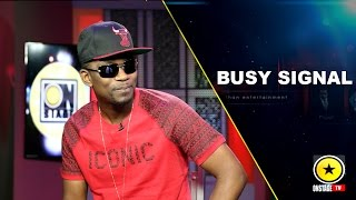 Busy Signal talks Arrest In Trinidad
