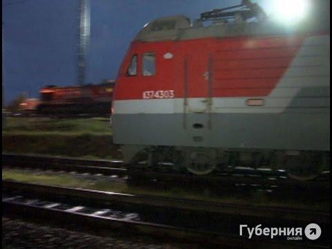 Жителя Хабаровска разрезало поездом пополам.MestoproTV