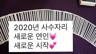 [2020년 신년 타로운세] 사수자리, 새로운 사람과 새로운 시작?