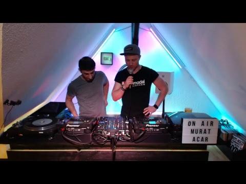 Live: MM608 - on air w/ Murat Acar. (Tech-House, Techno)