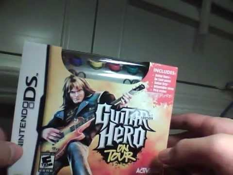 nintendo-ds-guitar-hero-on-tour-unboxing!