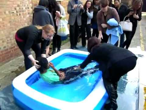 2nd Baptism 11 March 2012