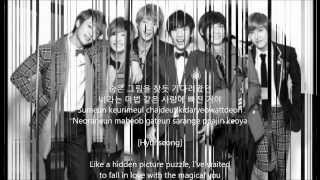 Starship Planet - Snow Candy (눈사탕) Lyrics [HAN+ROM+ENG]