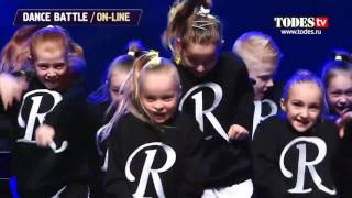 Todes Fest Kazan Dance Battle 22/04/16 Top League Rechnoy Gran Prix