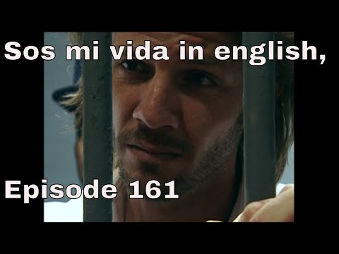 You are the one (Sos mi vida) episode 161 in english