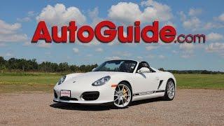 Porsche Boxster E 2011 Videos