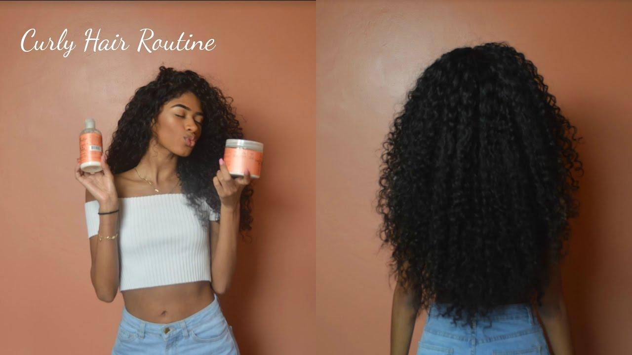 All Natural Hair Milk