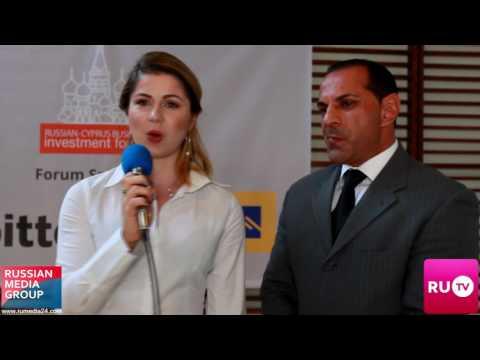 Demetri Michalakis Russian Cyprus Forum Interview.