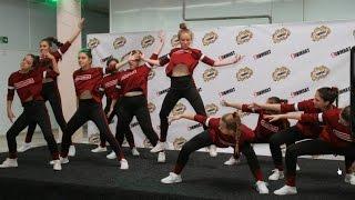 Dance School SOL/танцевальные каникулы Dance Weekend/групповой танец (группа 11-16 лет)(Групповой танец девушек 11-16 лет из танцевальной школы Dance School SOL на танцевальных каникулах SOL Dance Weekend в г...., 2016-01-11T08:46:53.000Z)