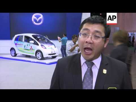 Electric and Hybrid Vehicle summit takes place in Manila