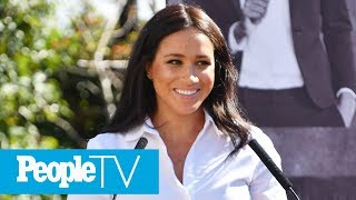 Meghan Markle Steps Out For First Official Outing Since Welcoming Archie | PeopleTV